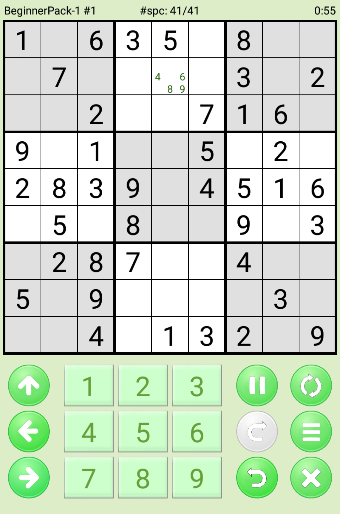 sudoku and candidate The almost locked candidates, or alc, technique refers to a line-box intersection and a set of digits s such that.